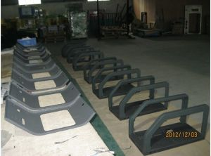 Professional Cold Rolled Steel Fabrication pictures & photos