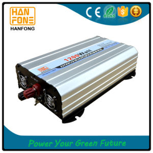 1200W Solar Inverter with Remote Controller pictures & photos