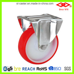 Stainless Steel Caster Wheel (G104-26D080X30S) pictures & photos