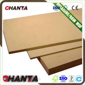 Melamine Faced MDF HDF with Furniture Grade pictures & photos