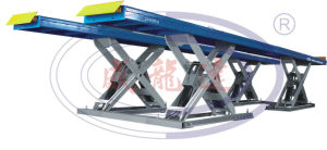 Heavy Duty Vehicle Scissor Lift Wld-S-24t pictures & photos