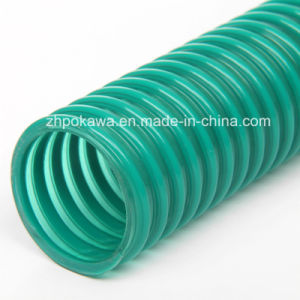 PVC Spiral Hose/PVC Suction Hose/PVC Water Hose pictures & photos