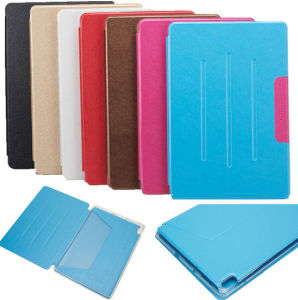 Silk Ultra Slim Folding Leather Case for Samsung Tab E