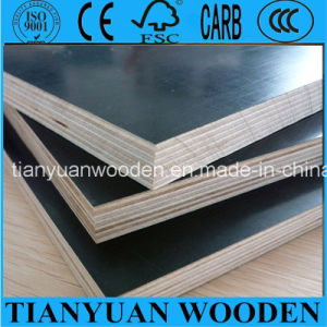 Brown WBP Waterproof Film Faced Shuttering Plywood for Construction pictures & photos