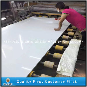 Building Material Artificial White Quartz Stones/Quartz Producer pictures & photos