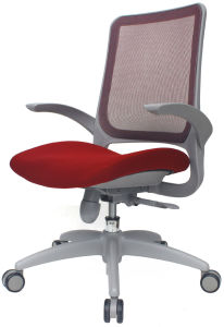 Office Chair (Masa-611MF(Red))