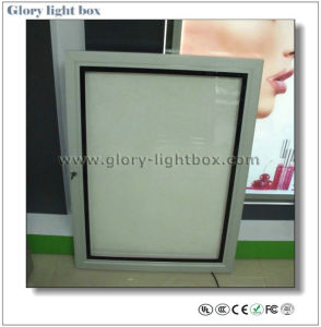 Outdoor Waterproof Slim Light Box with Lock (CB014) pictures & photos