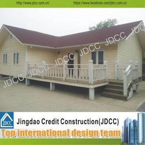 Easy Install Beautiful Prefabricated House for Living pictures & photos