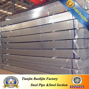 Q235 Pre Gi Shs/Rhs Steel Pipe/Tube Tianjin Factory pictures & photos