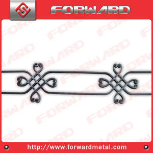 Wrought Iron Forged Balusters for Gate pictures & photos