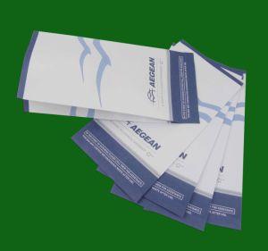 Printed Laminated Paper Airsickness Bag pictures & photos