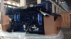 Weichai Wp12c450 Marine Diesel Engine with 450HP 6 Cylinder pictures & photos