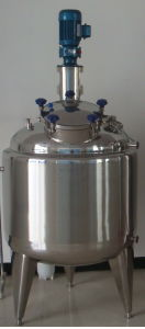 Stainless Steel Mixing Vessel for Liquid pictures & photos