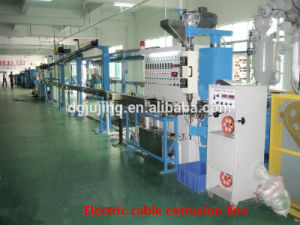 PVC/XLPE/Nylon Electric Cable Wire Production Line Cable Extrusion Machine pictures & photos