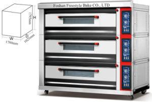 Luxurious Gas Deck Oven (FB-ALB-09Q)