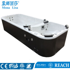 5.7 Meter Outdoor Lucite Acrylic Swimming SPA Massage Tub (M-3323) pictures & photos