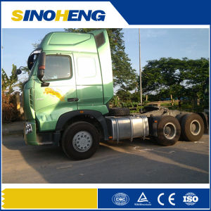 Sinotruk A7 Tractor Truck for Sale pictures & photos