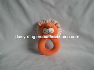 Plush Baby Orange Color Cute Lion Toy with Soft Material pictures & photos