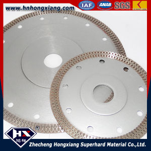 Cyclone Mesh Turbo Diamond Saw Blade/ Cutting Disc/ Cutting Wheel pictures & photos