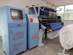 China Industrial Textile Machine for Quilting pictures & photos