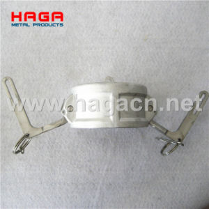 Aluminum Camlock Lockable Dust Cap Coupling pictures & photos