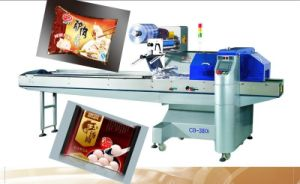 Automatic Biscuit Pillow Packing Machine (CB-380I)