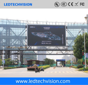 P10mm Outdoor LED Display TV Wall Waterproof pictures & photos