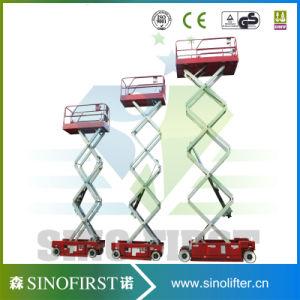 8m Automatic Self Driven Scissor Platform Lift pictures & photos