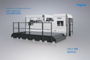Automatic Die Cutting&Creasing Machine (for cardboard and corrugated)