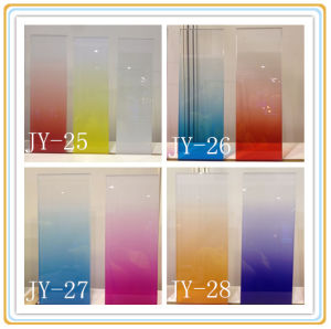 Patented Products Gradient Laminated Glass for Shower Room pictures & photos