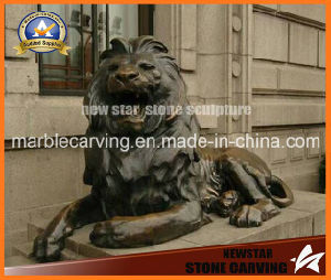 Copper Animal Sculpture Bronze Statue for Garden Decoration pictures & photos