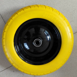 PU Foam Tire Manufactured in Qingdao pictures & photos