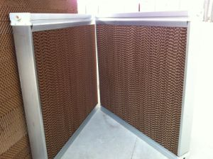 Cooling Pad System Greenhouse/Farm/Poultry Good Choice pictures & photos