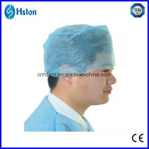 Blue Doctor Cap with Elastic pictures & photos
