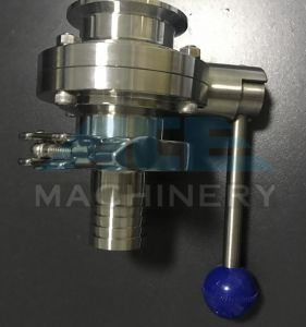 DIN Standard Stainless Steel Butterfly Valves (ACE-DF-G8) pictures & photos