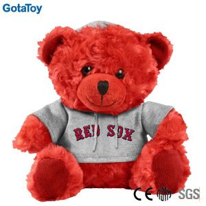 Newest Design Customized Plush Teddy Bear in Hoodie pictures & photos