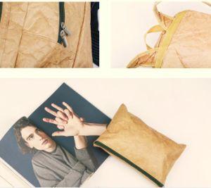 Tyvek Paper School Shoulder Backpack pictures & photos