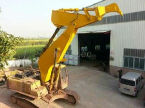 Excavator Shorten Heavy Duty Rock Boom and Arm for Komatsu (PC450) pictures & photos