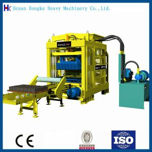 New Design Cement Paver Hollow Block Making Machine pictures & photos