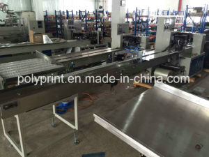 Automatic Plastic Cup Paper Cup Counting & Packing Machine pictures & photos