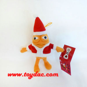 Plush Christmas Doll Key Ring pictures & photos