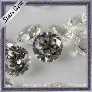 Shinning Round Brilliant Cut Zirconia Gemstones pictures & photos