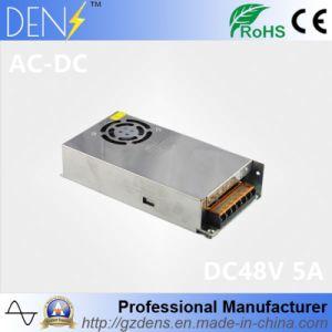AC110V 220V to DC48V 5A Power Supply pictures & photos