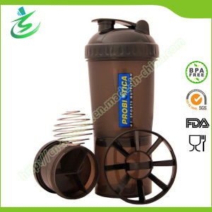 400ml Wholesale 3 Layers Plastic Smart Shaker pictures & photos