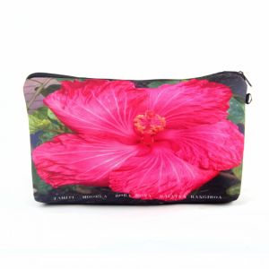 Fashion High Definition Printing Makeup Cosmetic Pouch Case Bag GS122963-1 pictures & photos