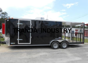 Ice Cream Mobile Food Cart/Coffee Food Vending Food Cart pictures & photos
