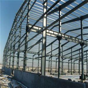 Steel Structure Workshop Factory Steel Frame (ZY290) pictures & photos