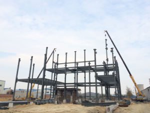 Frame Steel Structure Building (KXD-SSW1020) pictures & photos