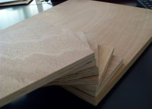 3mm 6mm 12mm 18mm Poplar Core Okoume Face and Back Mr Plywood pictures & photos
