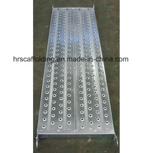 Scaffolding Planks Used for Construction Steel Walkboard 001 pictures & photos